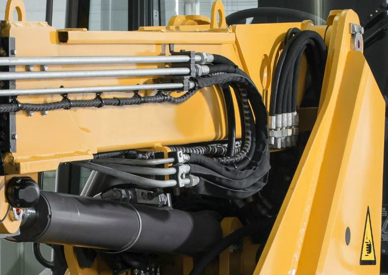 Reducing the risk to life and limb from hydraulic hose failure