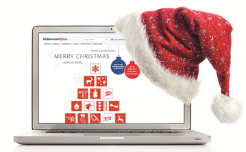 Win prizes interactive Advent calendar competition