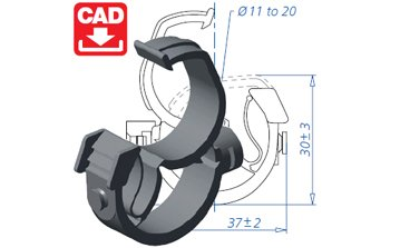 Obtaining the right components more effectively by means of CAD data