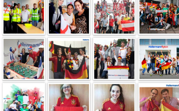 We are HellermannTyton – we are Football Check out our colleagues in football fever!
