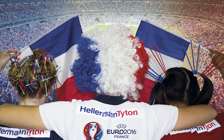 We are HellermannTyton – we are Football! Check out our colleagues great DIY product Application!