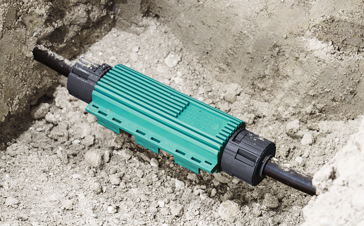 Simple, stable and safe electrical installations with gel cable joints